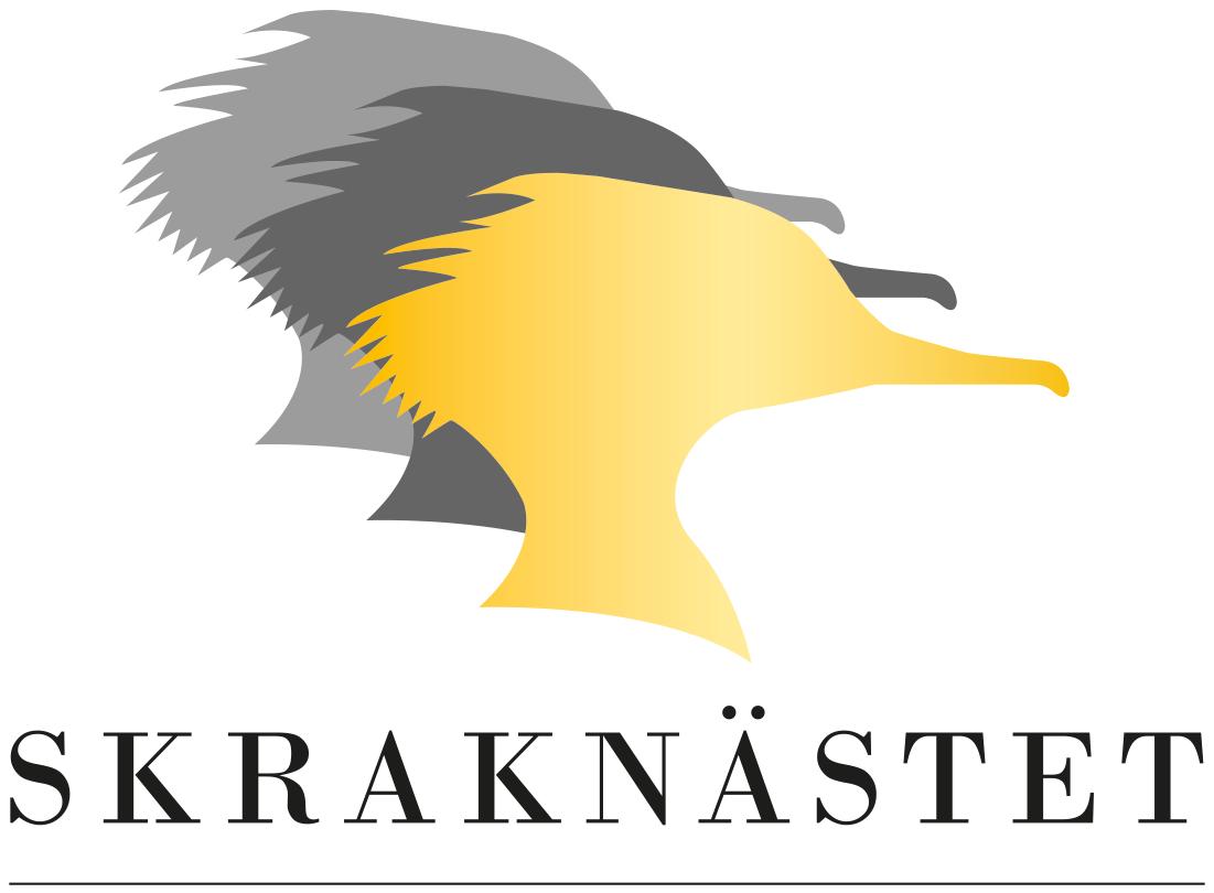 Skraknästet logotype, ingen final i Skraknästet i år.