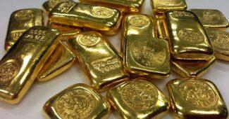 Fysiskt guld och silver är en form av ekonomisk preppning