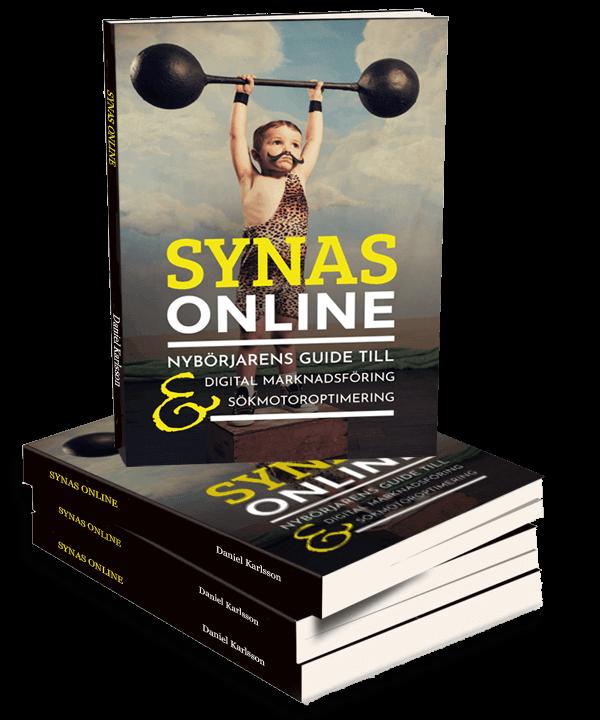 Synas Online. Nybörjarens guide till marknadsföring och sökmotoroptimering