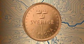 Riksbanken föreslår att en svensk e-krona ska vara en blandning av en värdebaserad och registerbaserad lösning.