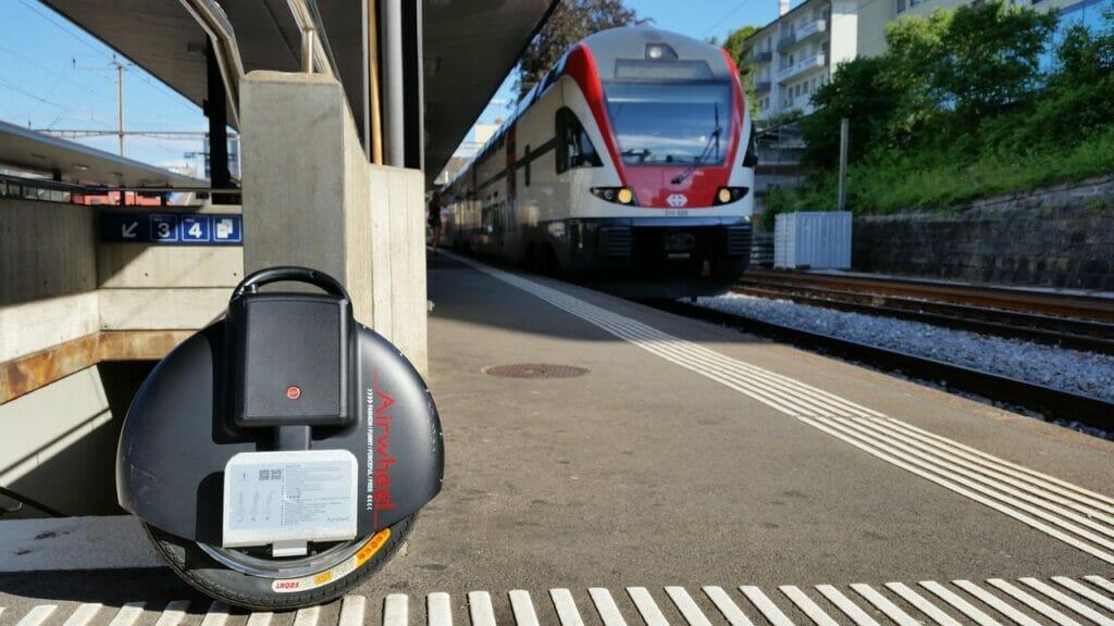 Elektrisk enhjuling, är det ett bra elektriskt transportmedel?