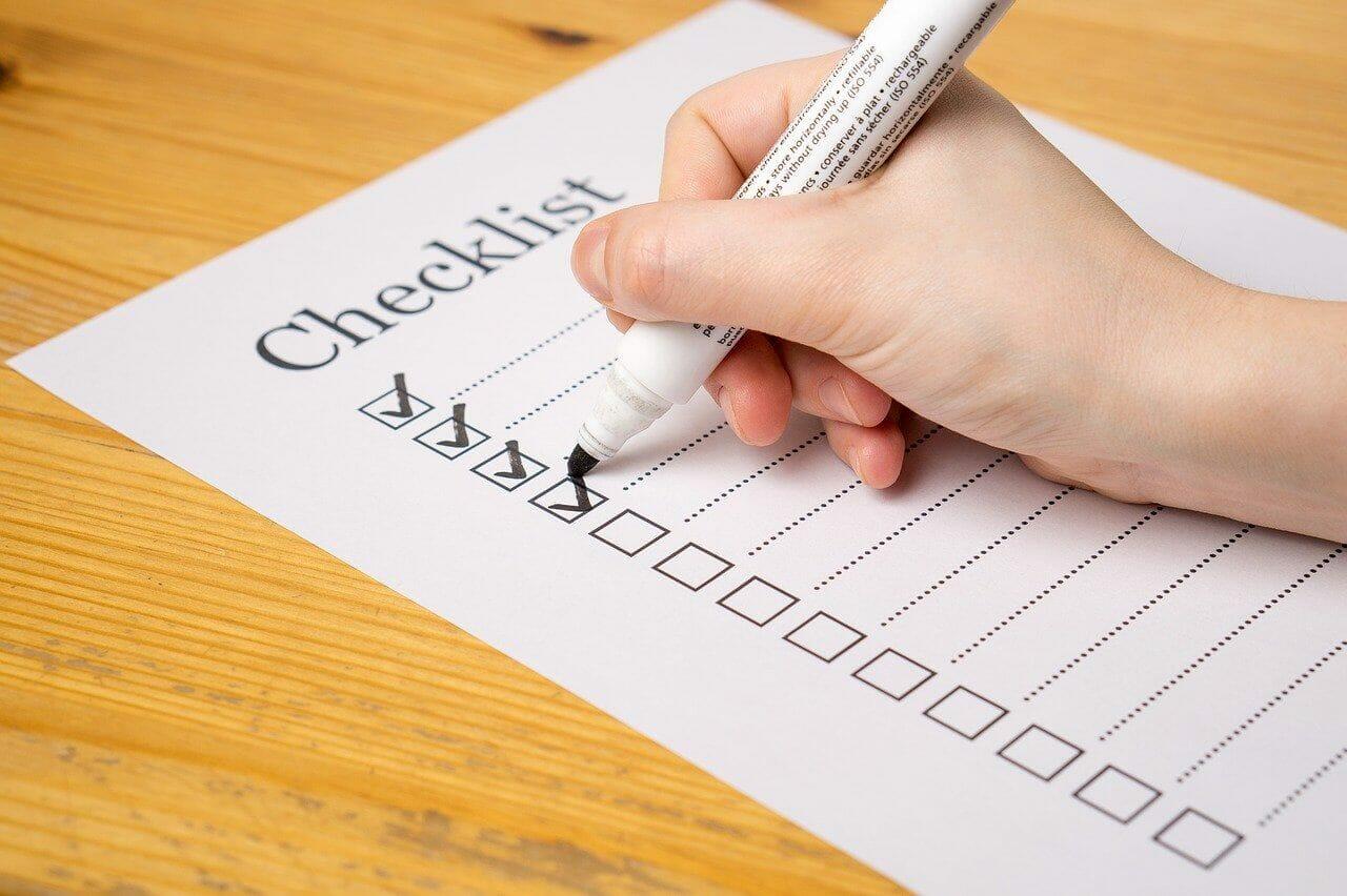 Checklista för dig som ska ta privatlån