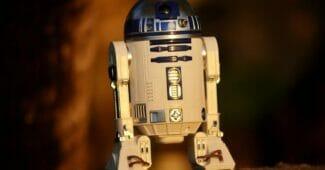 Nej nej, R2D2 är ingen robotrådgivare